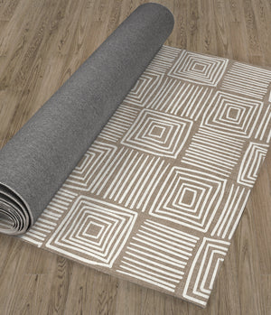 OASIS TAN Kitchen Runner By Kavka Designs