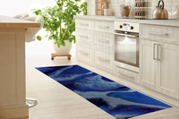 JEWEL OF CAPRI Kitchen Mat By Melissa Renee