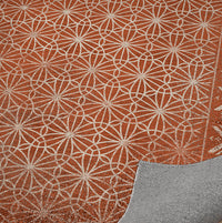 AALIYAH RUNNER RUSTIC Kitchen Mat By Kavka Designs