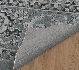 SERAPI SLATE Kitchen Mat By Kavka Designs