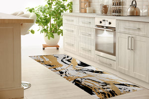 MARBLE Kitchen Mat By Marina Gutierrez