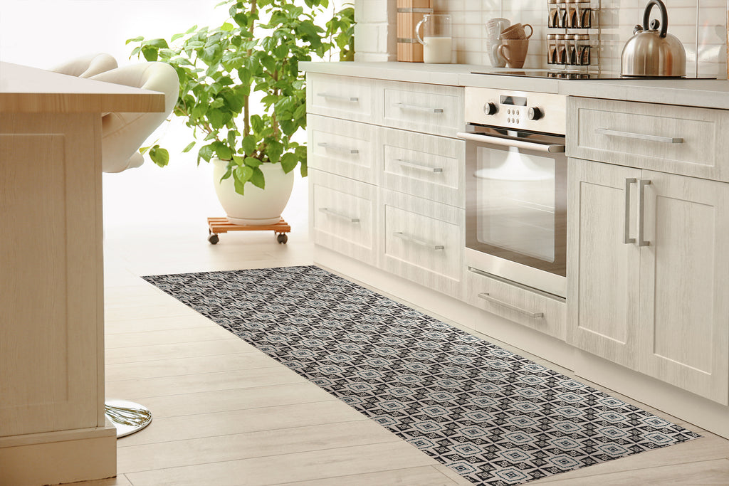 MARRAKESH Kitchen Mat By Michelle Parascandolo