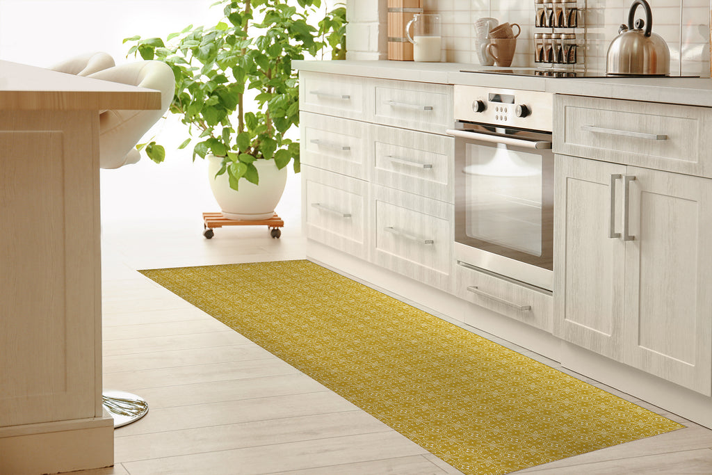 MONGAR Kitchen Mat By Michelle Parascandolo
