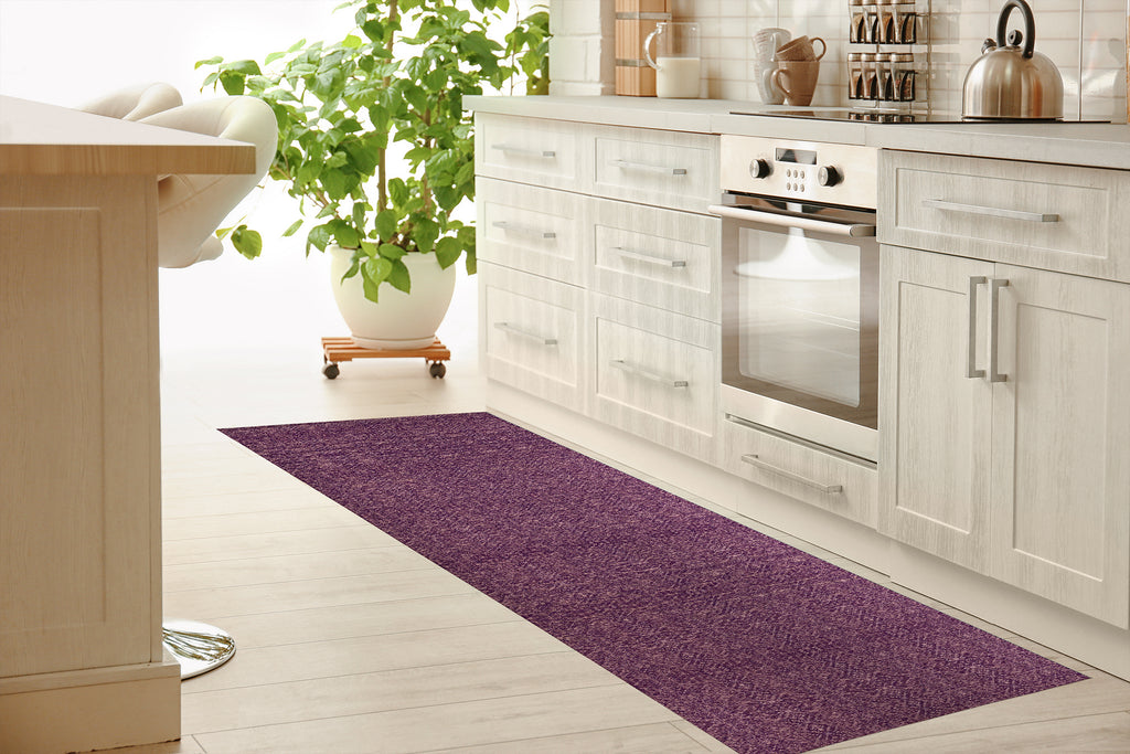 REFLECT Kitchen Mat By Michelle Parascandolo