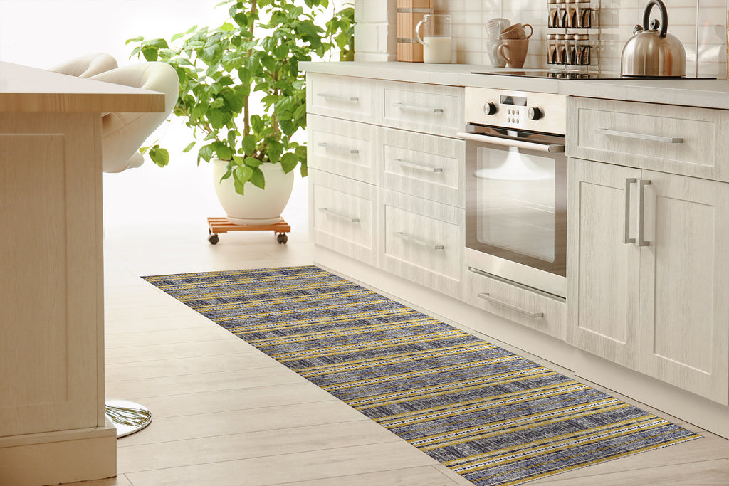 SHIMLA Kitchen Mat By Michelle Parascandolo