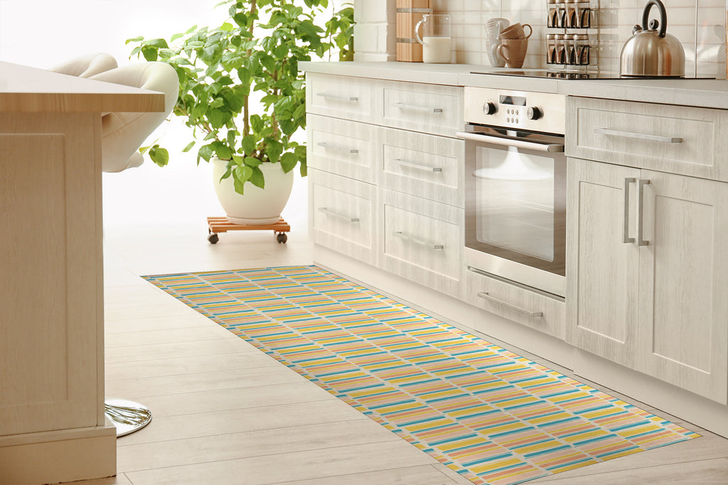 SICILY Kitchen Mat By Michelle Parascandolo