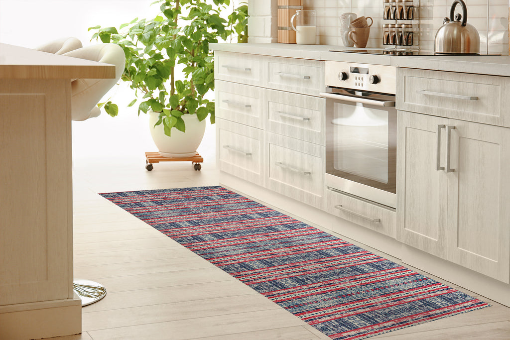 WASHINGTON Kitchen Mat By Michelle Parascandolo