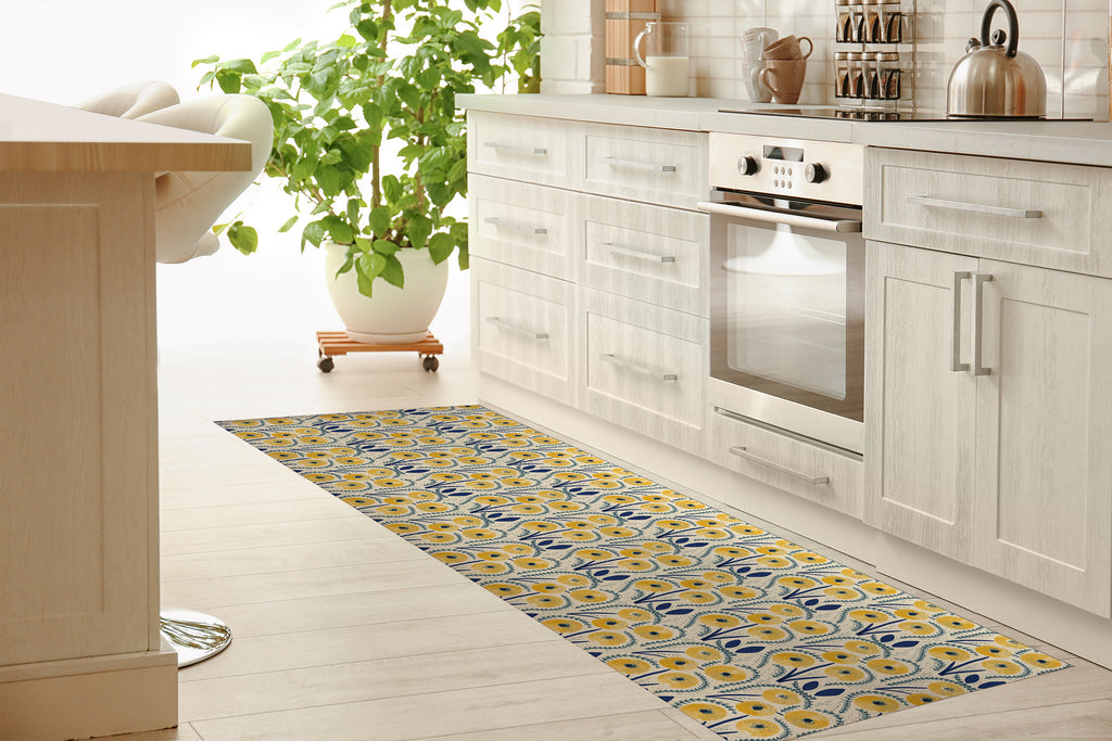 MURCIA Kitchen Mat By Michelle Parascandolo