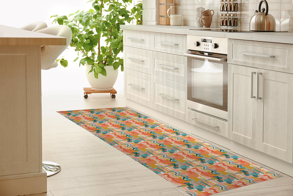 VELENCE Kitchen Mat By Michelle Parascandolo