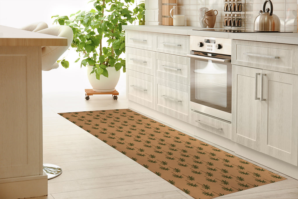 YOLANDA Kitchen Mat By Michelle Parascandolo