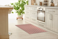 ADVENTURE CLAY Kitchen Mat By Tiffany Wong