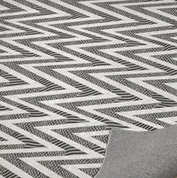 ACRO GREY Office Mat By Becky Bailey