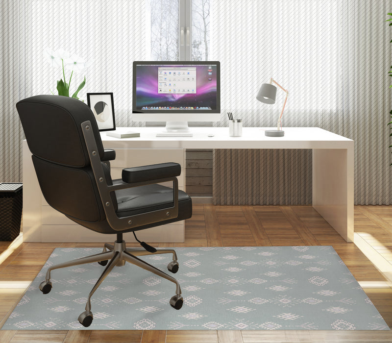 KILIM MIST Office Mat By Kavka Designs