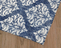 VIGO BLUE Office Mat By Terri Ellis