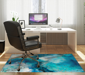 GODDESS Office Mat By Christina Twomey