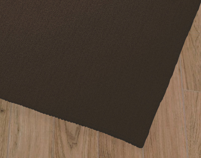 ZINA BROWN Office Mat By Kavka Designs