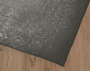 AALIYAH GRAY Office Mat By Kavka Designs