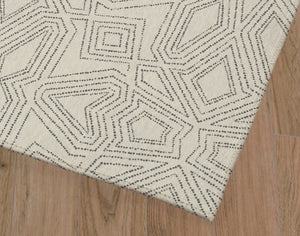 OLIVIA IVORY Office Mat By Kavka Designs