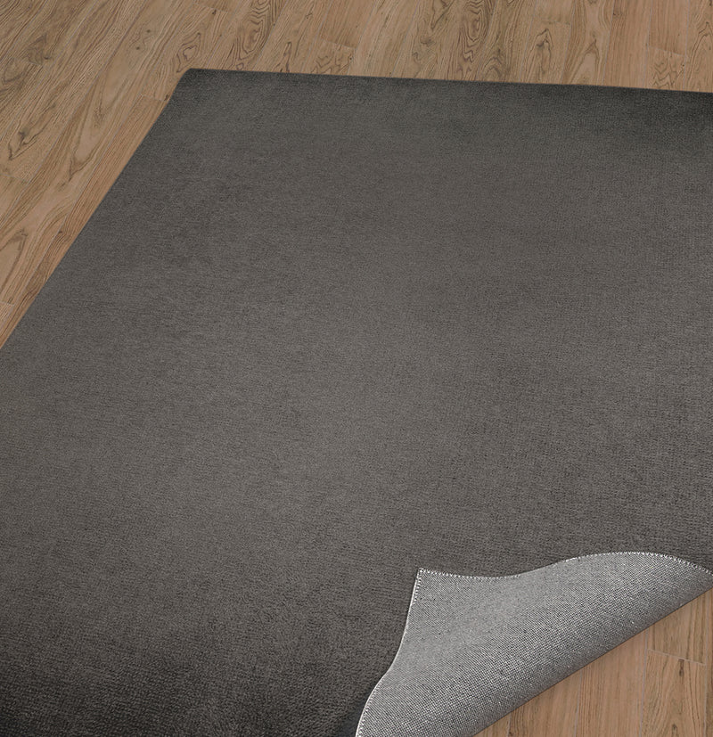 OMBRE CHARCOAL Office Mat By Marina Gutierrez