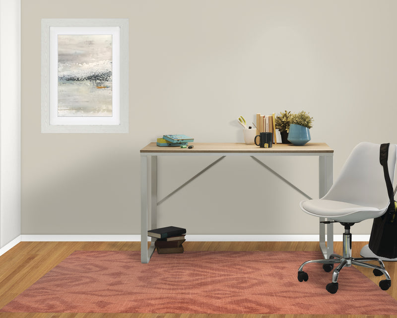 ANNABELLE RUST DISTRESSED Office Mat By Terri Ellis