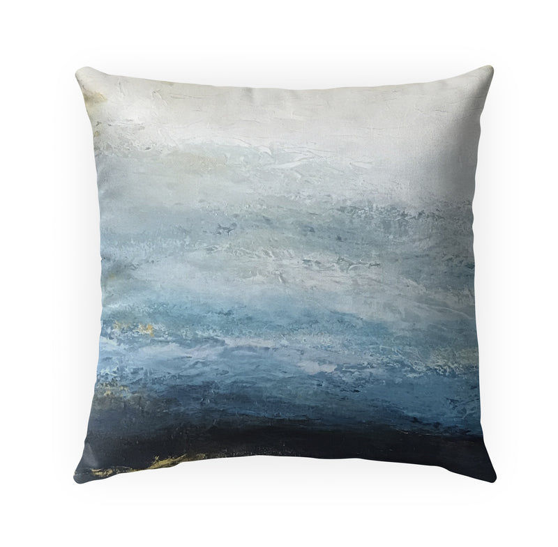 ABYSS SKY Indoor|Outdoor Pillow By Jessica Osborne