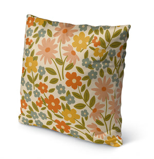 BELLE Indoor|Outdoor Pillow By Michelle Parascandolo