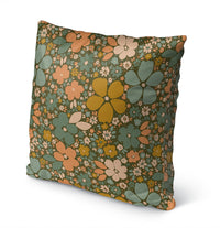 RUBY Indoor|Outdoor Pillow By Michelle Parascandolo