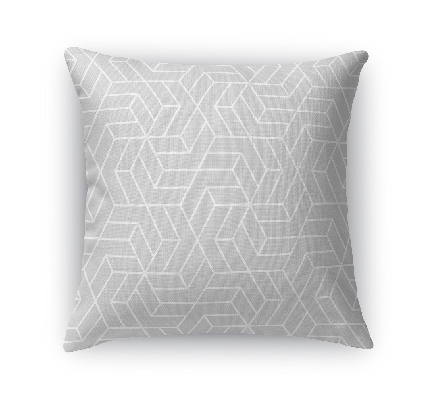 TITAN GREY Indoor|Outdoor Pillow By Terri Ellis