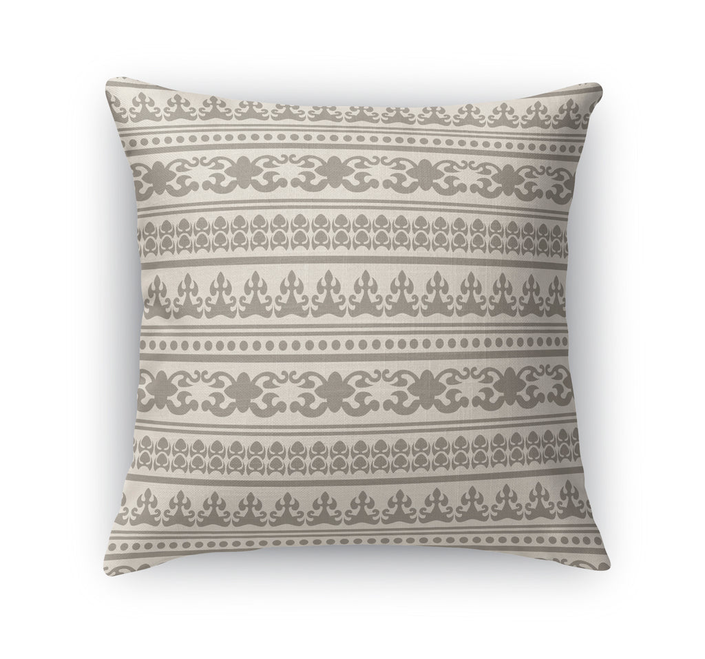 ANGKOR SAND Indoor|Outdoor Pillow By Tiffany Wong