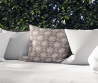 Sweetheart Neutral Indoor|Outdoor Pillow By Tiffany Wong