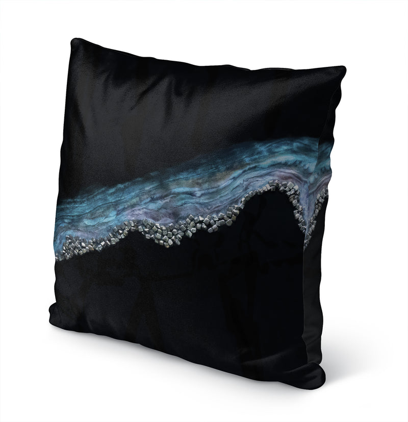ISLE OF SKY Indoor|Outdoor Pillow By Christina Twomey