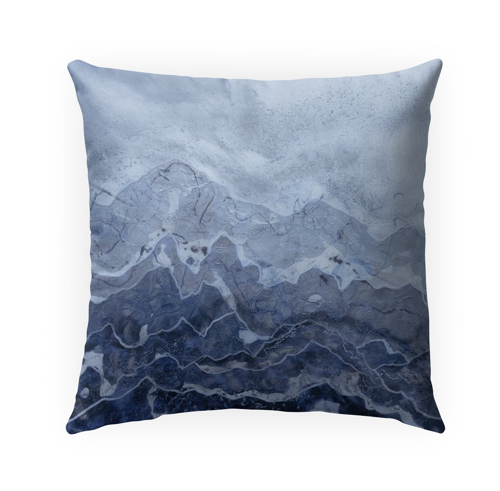 SUMMIT Indoor|Outdoor Pillow By Christina Twomey