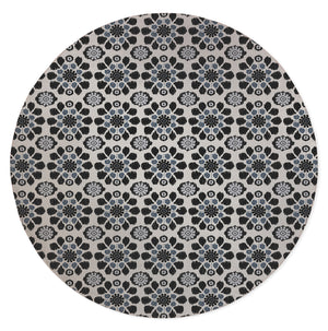 ADELE BLACK Area Rug By Kavka Designs