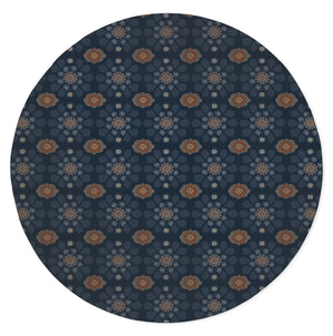 ADELE NAVY Area Rug By Kavka Designs