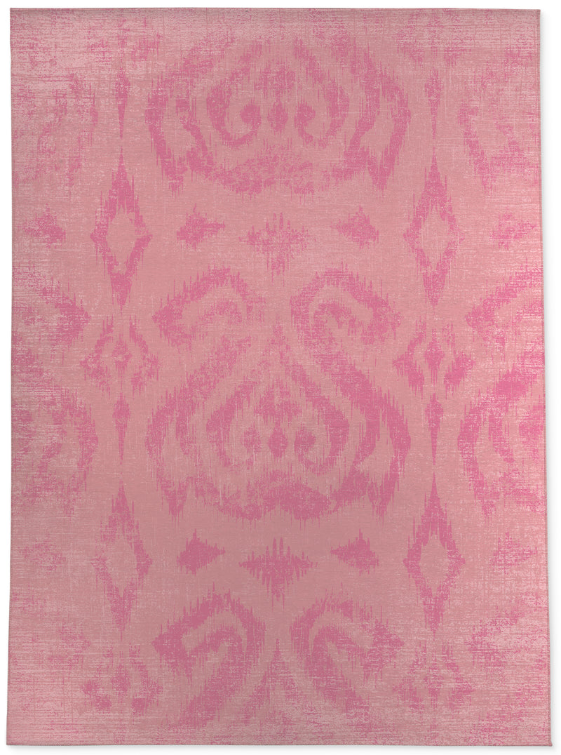 ANNA PINK Area Rug By Terri Ellis