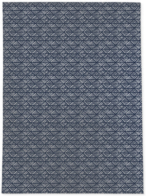 ABSTRACT LEAF Area Rug By Becky Bailey