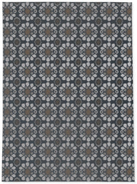 ADELE CHARCOAL Area Rug By Kavka Designs