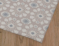 ADELE BLUSH Area Rug By Kavka Designs