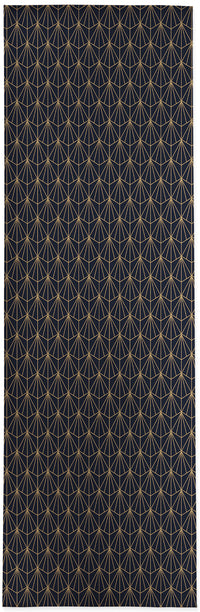 ART NOUVEAU Area Rug By Becky Bailey
