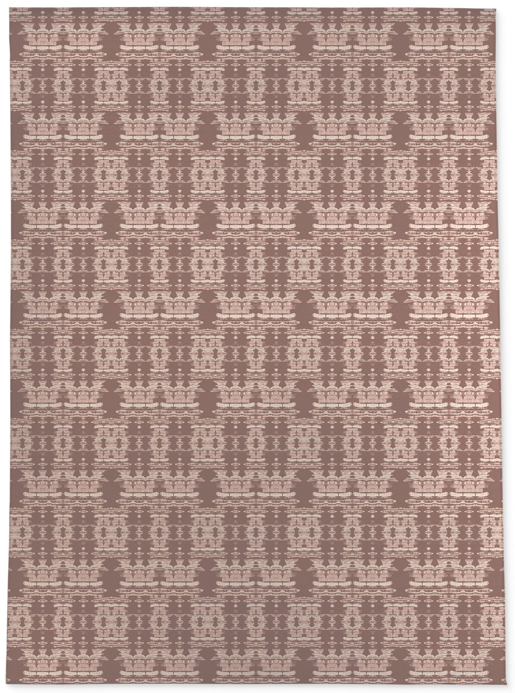 AZTEC DESERT CLAY Area Rug By Hope Bainbridge