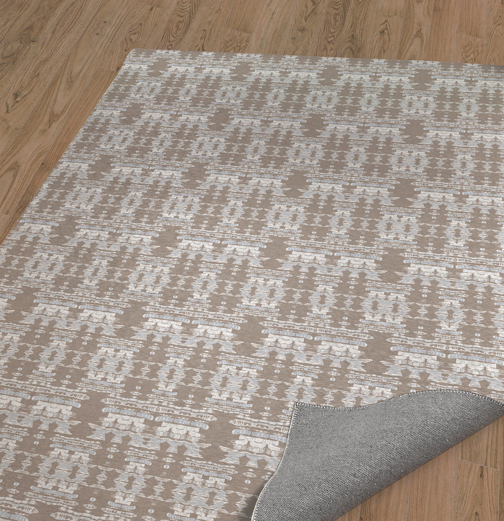 AZTEC DESERT SAND Area Rug By Hope Bainbridge