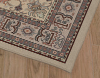AGRA BEIGE Area Rug By Kavka Designs