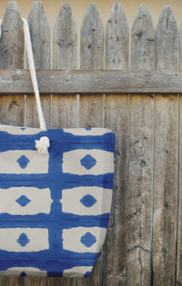 AQUARELLE BOCA Weekender Tote Bag By Nancy Green