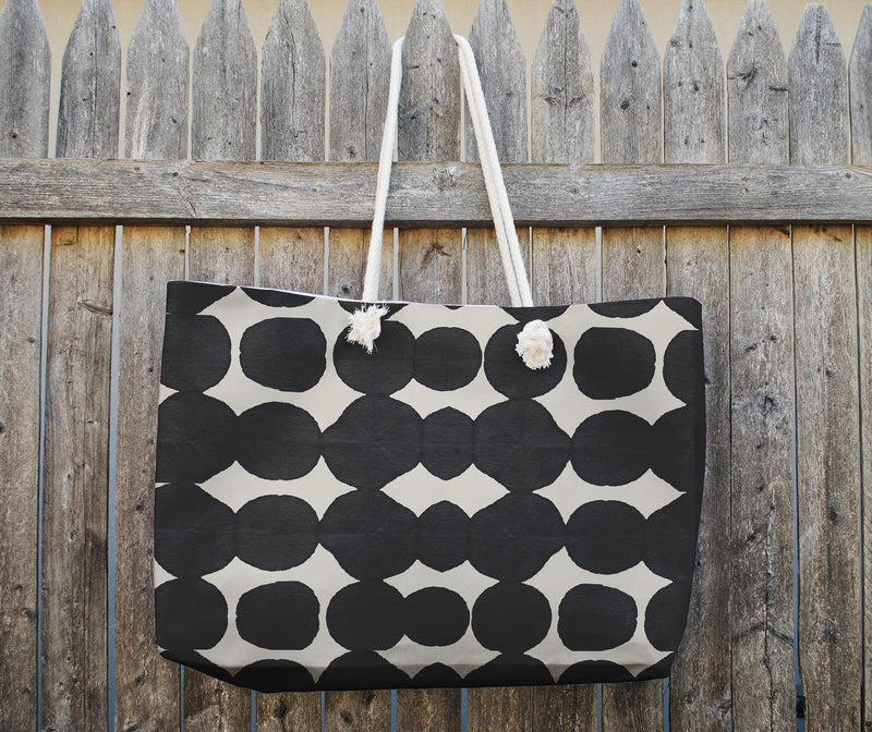 BAQUARELLE BUBBLES Tote Bag By Nancy Green