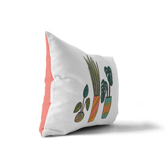 SEVENTIES SECOND COLOR WAY Indoor|Outdoor Lumbar Pillow By Michelle Parascandolo