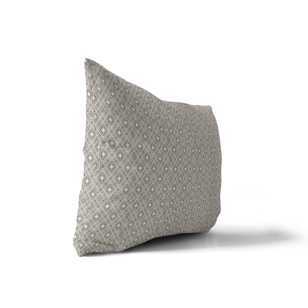 ADANA COLOR WAR Indoor|Outdoor Lumbar Pillow By Michelle Parascandolo