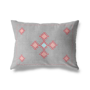 PACHUCA Indoor|Outdoor Lumbar Pillow By Terri Ellis