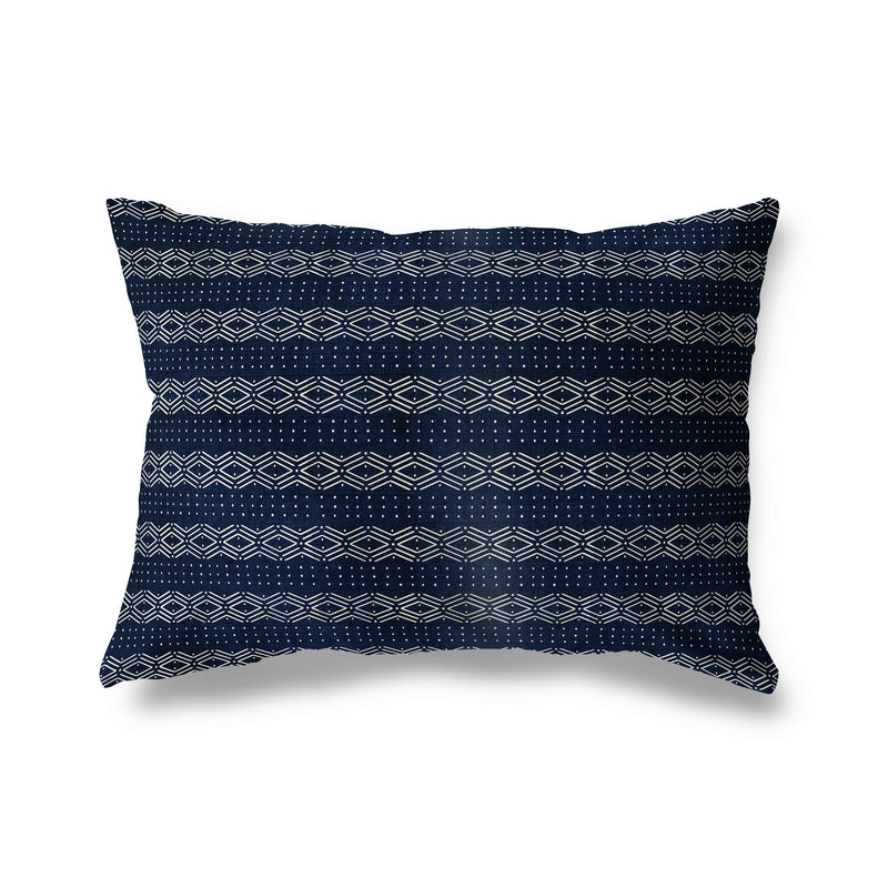 DUNE Indoor|Outdoor Lumbar Pillow By Terri Ellis