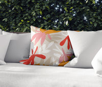 CARDINAL IN RED Indoor|Outdoor Pillow By Becky Bailey