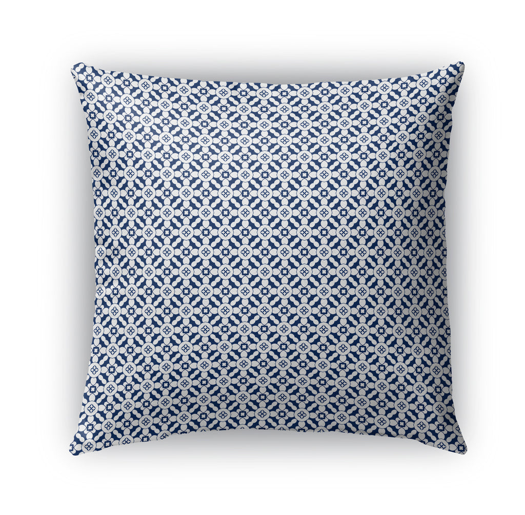 SPAIN TRELISSE Indoor|Outdoor Pillow By Catia Keck
